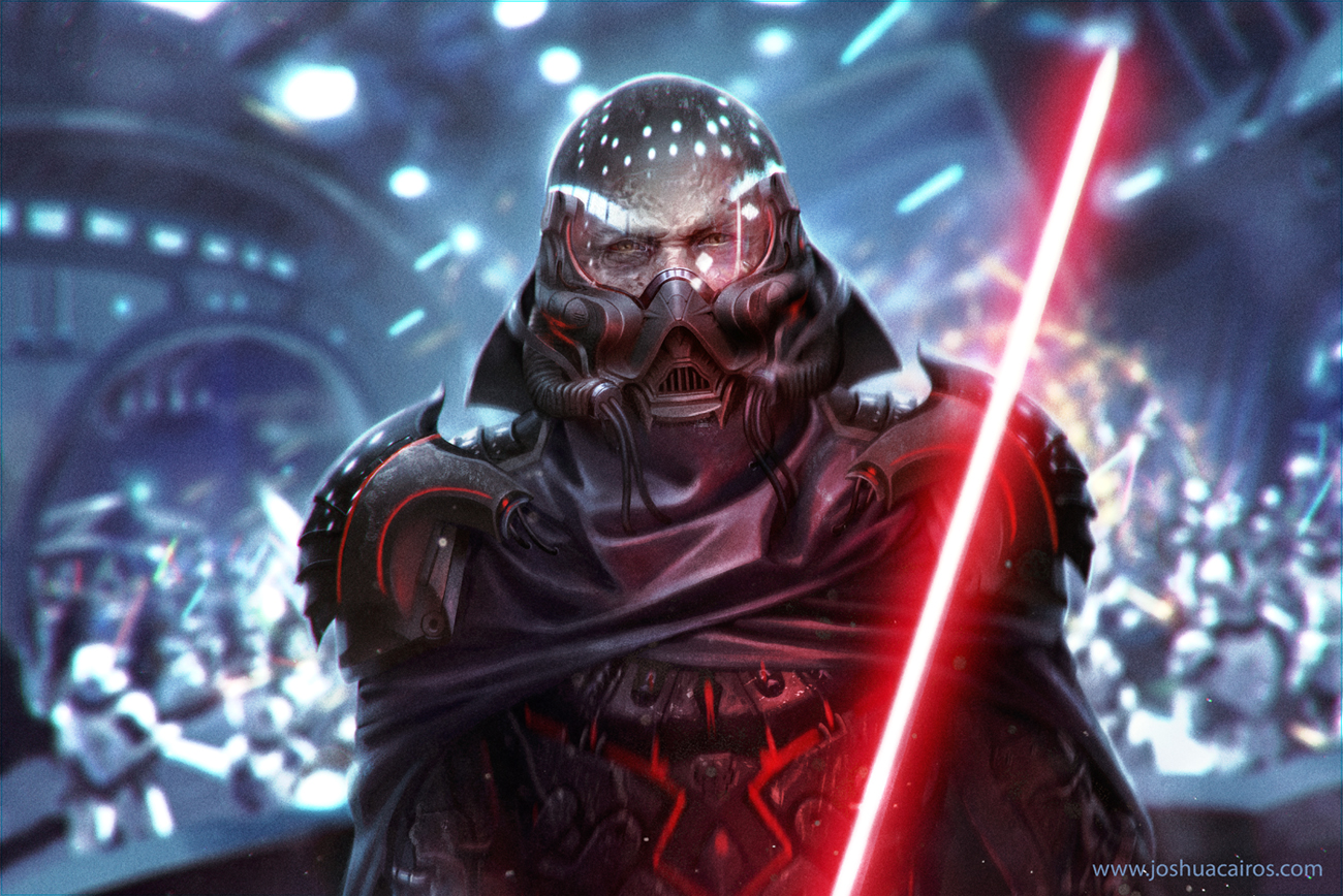 Darth Vader Redesign by Joshua Cairós