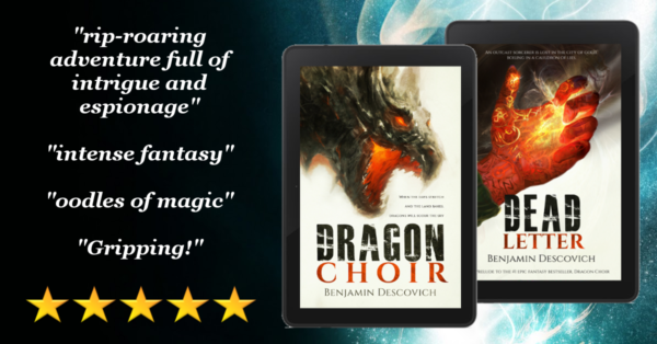 Dragon Choir_Dead Letter